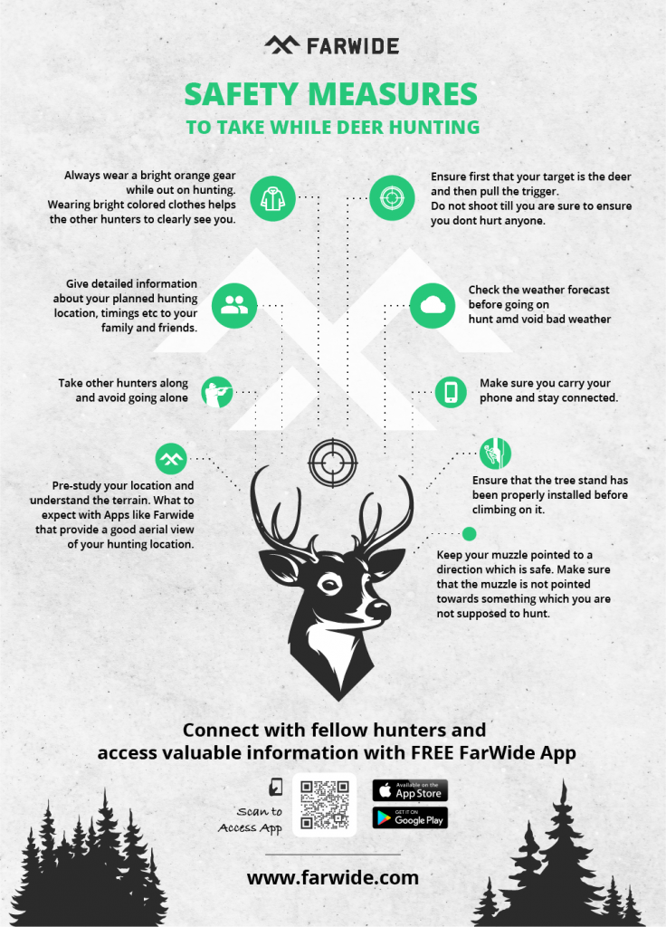 Deer Hunting Infographic